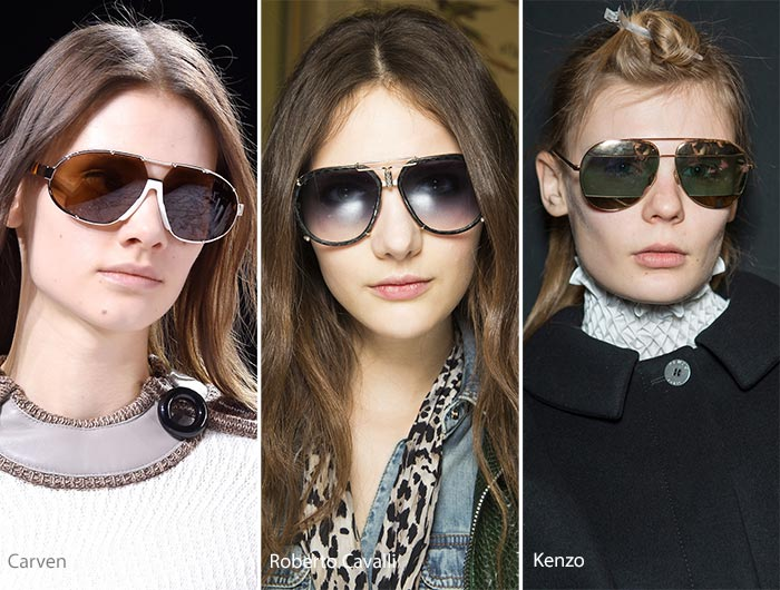 Fall 2016-2017 Eyewear Trends For Women