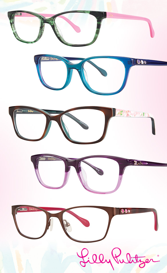 a7745967445b9 Give Your Girl Sweet Lilly Pulitzer Glasses - Buy Fashion Style ...