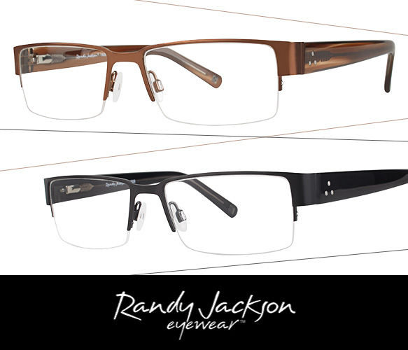 Randy Jackson (1925) in varying colorations